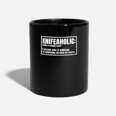 Knife Party Knife Collector Knifeaholic Definition Gift - Krus