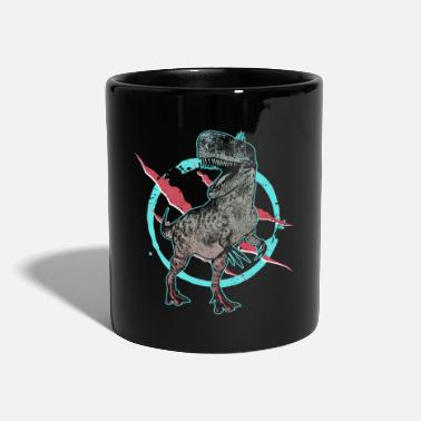 Raider Monolophosaurus dinosaur primeval dino-motive child - Full Colour Mug