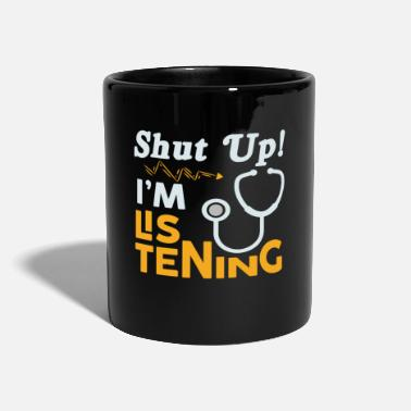 Syringe Doctor Female Doctor Funny saying Hospital Gift - Mug