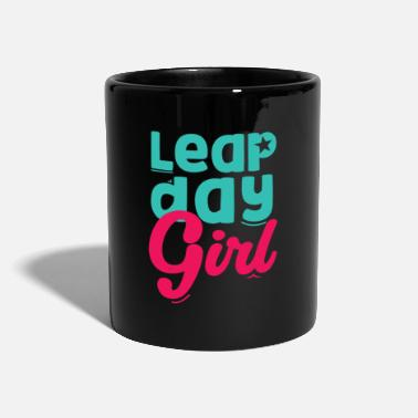 Occasion Leap Day Girl Leap Year February 29 Birthday Gift - Mug
