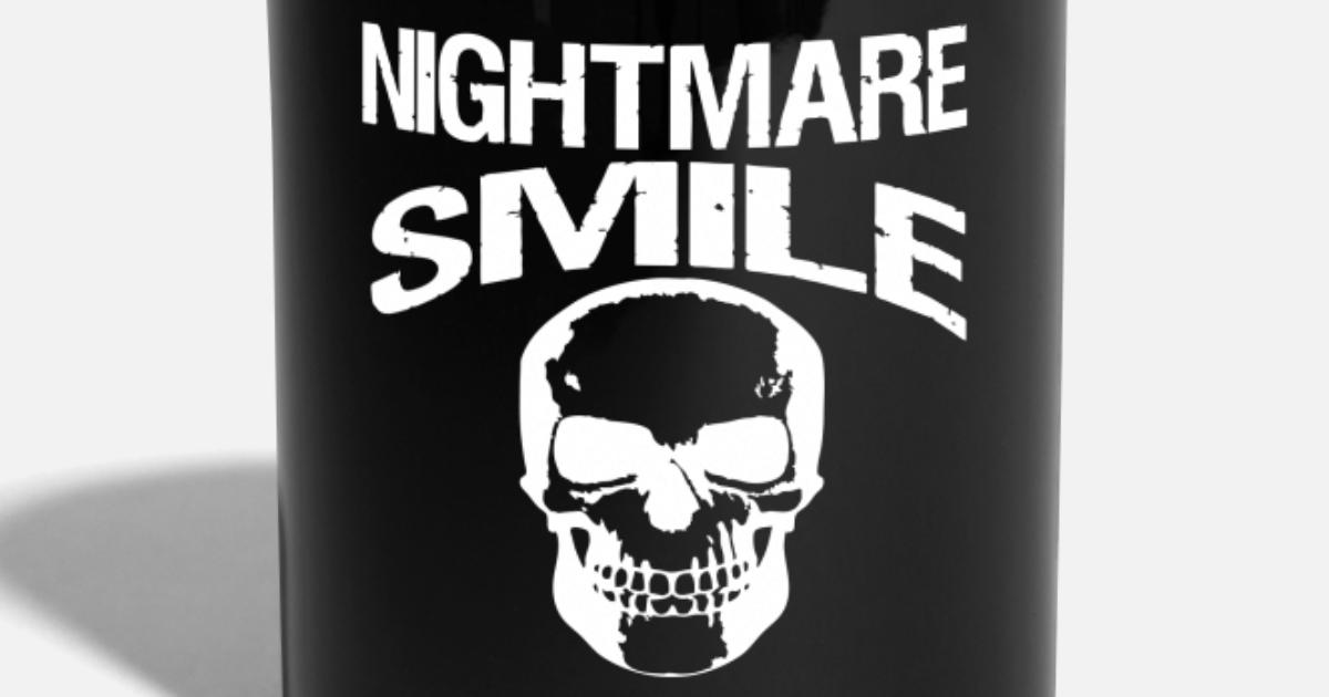 Nightmare Smile Halloween, Sprüche, Geschenk von DoctorsDarling ...