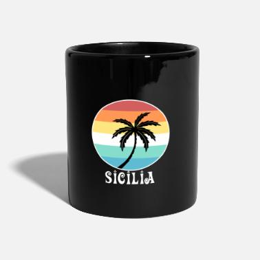 Sicily Sicily - Full Colour Mug