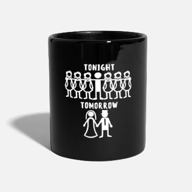 Wedding Reception Bachelor Party Wedding Reception Marriage Groom - Mug