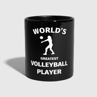 World's Greatest Volleyball Player - Kubek jednokolorowy