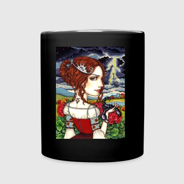 Scorpio girl - Full Colour Mug