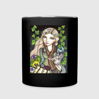 Capricorn Girl - Full Colour Mug