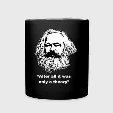 Karl Marx after all it was only a theory - Full Colour Mug