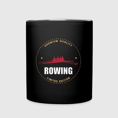 Rowing - Full Colour Mug