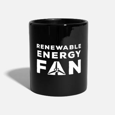 Renewable Energy Renewable energy fan - Mug
