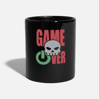 Powerbutton Powerbutton di Game Over Spell Skull Skull - Tazza