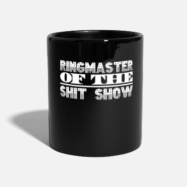 Spoke Genie Ringmaster Of Shit Show - Mug