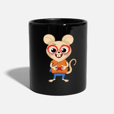 Mouse And Keyboard Gaming mouse funny - Mug