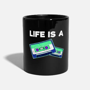 Mixtape Life is a mixtape - Mug
