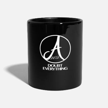Atheist atheist - Full Colour Mug