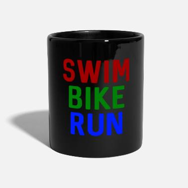 Swim Bike Run SWIM BIKE RUN - Mug