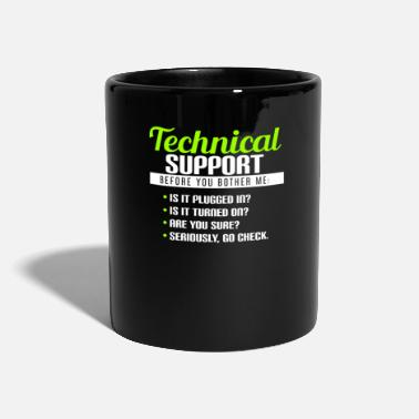 Computer Funny Technical Support Definition Shirt - Tasse