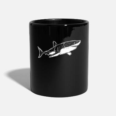 Illustration Requin image illustration requins - Mug