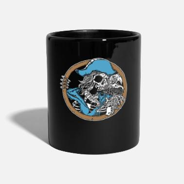 Pirate Crâne de pirate pirate crâne d'halloween - Mug uni