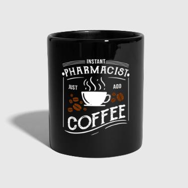 Apotek Instant Pharmacist Just Coffee Pharmacy Koffein - Ensfarvet krus
