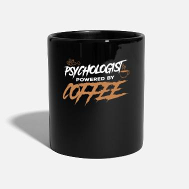 Psychotherapist Psychologist Psychology Therapist Coffee Caffeine - Full Colour Mug