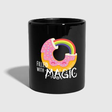 Donut - filled with magic - Mug uni