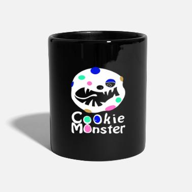Karmea Monsteri Cookie Monster (w) - Muki