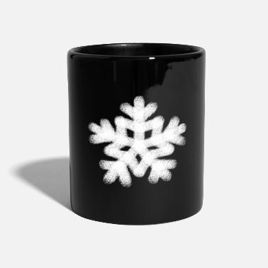 Snowflake snowflake - Full Colour Mug