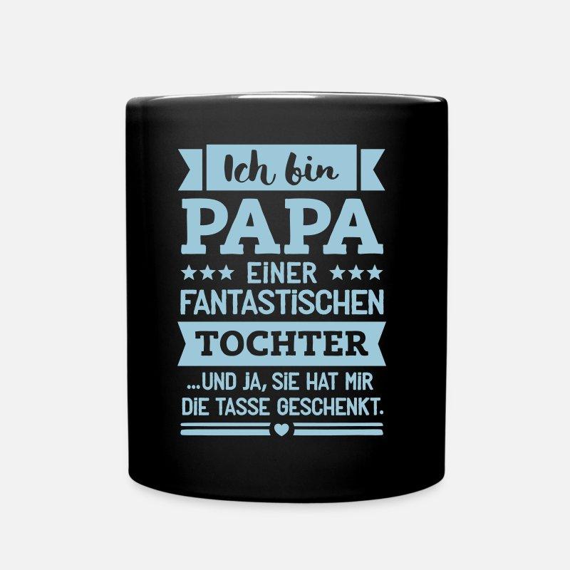 Papa und super Tochter von SpruchGigant | Spreadshirt