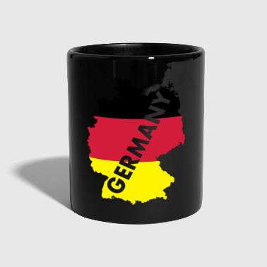 Germania - Tazza monocolore