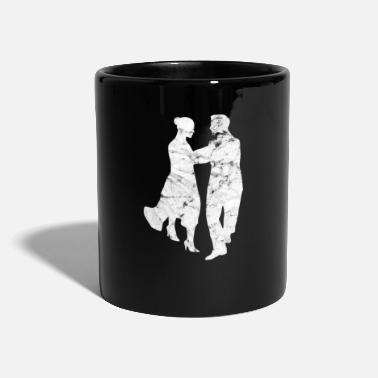 Dance Couple Dancing couple dancing dancers couple - Mug