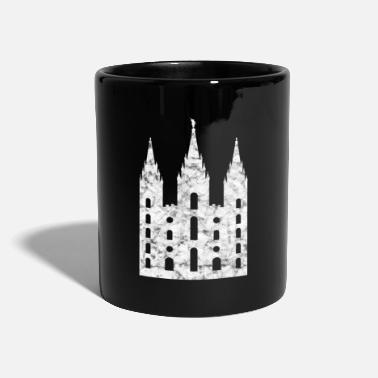 Catholic Jesus religion church - Full Colour Mug