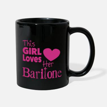 This Girl Loves Her Baritone - Full Colour Mug
