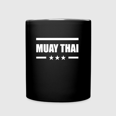 Muay Thai - Full Colour Mug