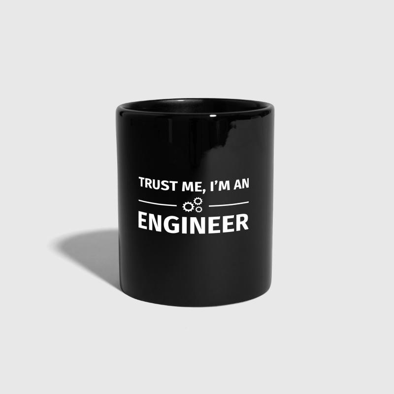 Trust me I'm an Engineer - Taza de un color