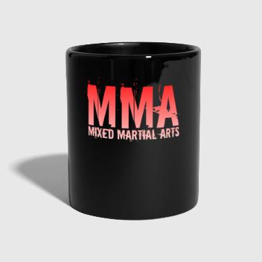 MMA Fight Club Mixed Martial Arts Gift - Kubek jednokolorowy