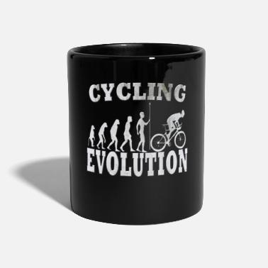 Bicycle bicycle - Full Colour Mug