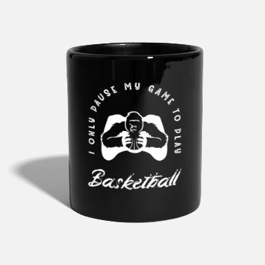 Basket Maker Basketball design for kids with basketball theme - Mug