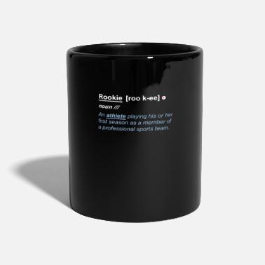 Means Rookie Meaning - Mug