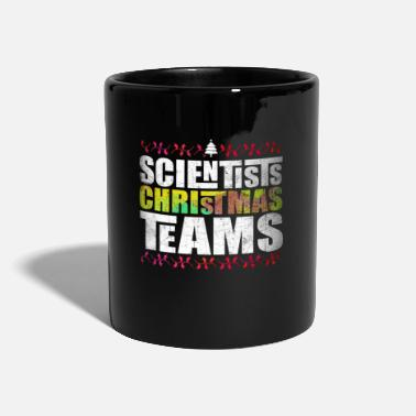 Scientists Christmas Teams Christmas shirt - Mugg