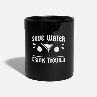 Question Sauvez l'eau Tequila - Mug