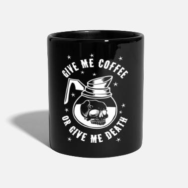 Starbucks Give me coffee or give me death - Full Colour Mug