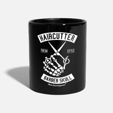 Haircutter Hairdresser Hair Stylist Haircutter Barber - Mug