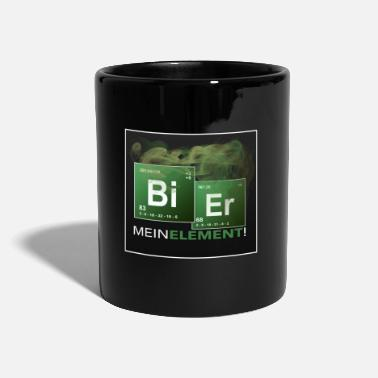 Element BIER, MEIN ELEMENT! - Tasse