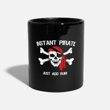 Squelette Pirate instantané Just Design - Mug