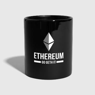 ethereum - go geth it - Tasse einfarbig