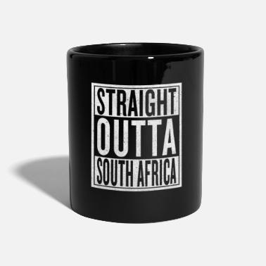 South Straight Outta South Africa - Mug