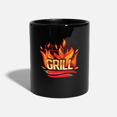 Grill Grill master grilling grill - Mug