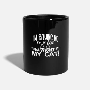 Chat Domestique Chat animal domestique chat domestique - Mug