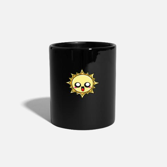 Gift Idea Mugs & Drinkware - Sun - Mug black
