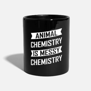 Fond Of Animals animal experiments - Mug